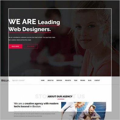 одностраничный сайт (Onepage) для бизнеса
